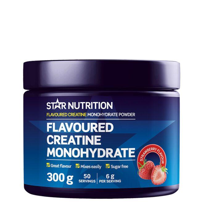 Star Nutrition Flavoured creatine strawberry