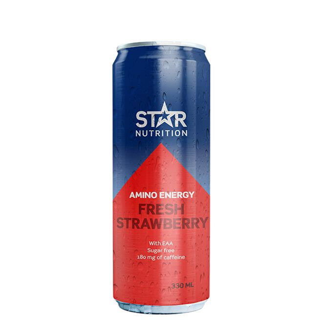 Star nutrition Amino energy Strawberry