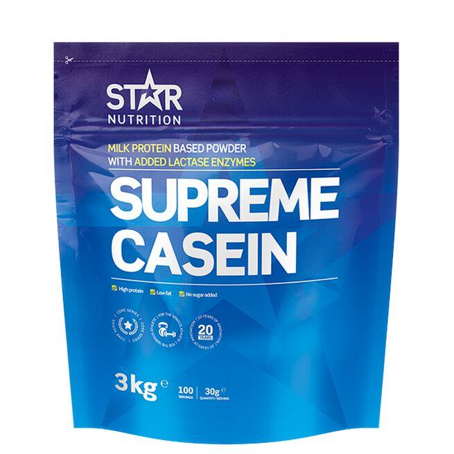 Star nutrition Supreme Casein 3kg