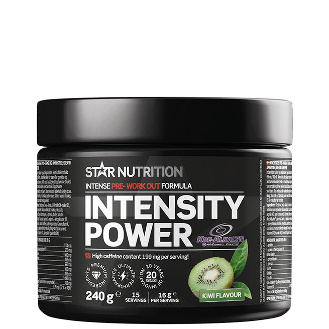 Star Nutrition intensity power kiwi