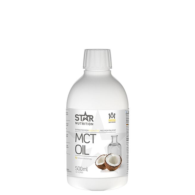 Star nutritition MCT oil