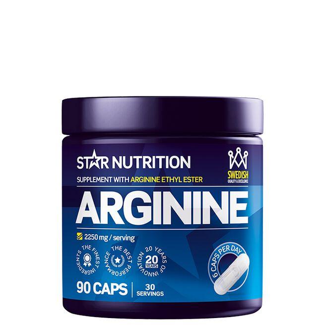 Star Nutrition Arginine