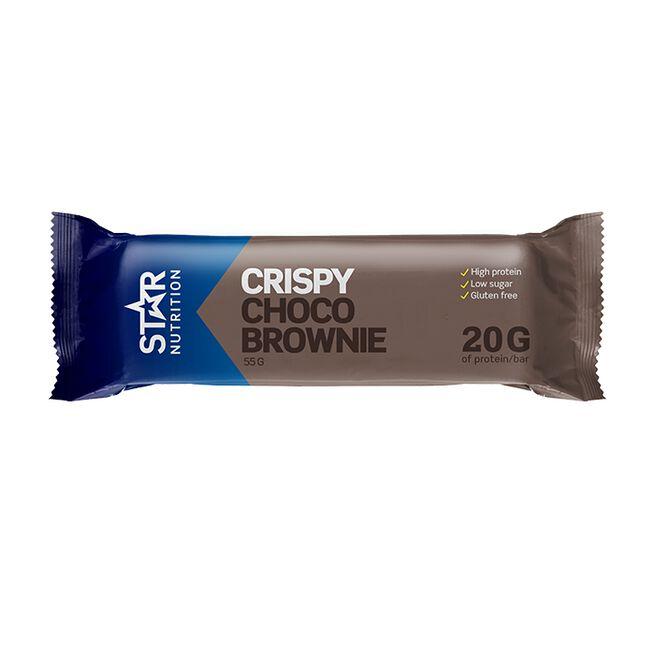 Star nutrition Choco brownie protein bar