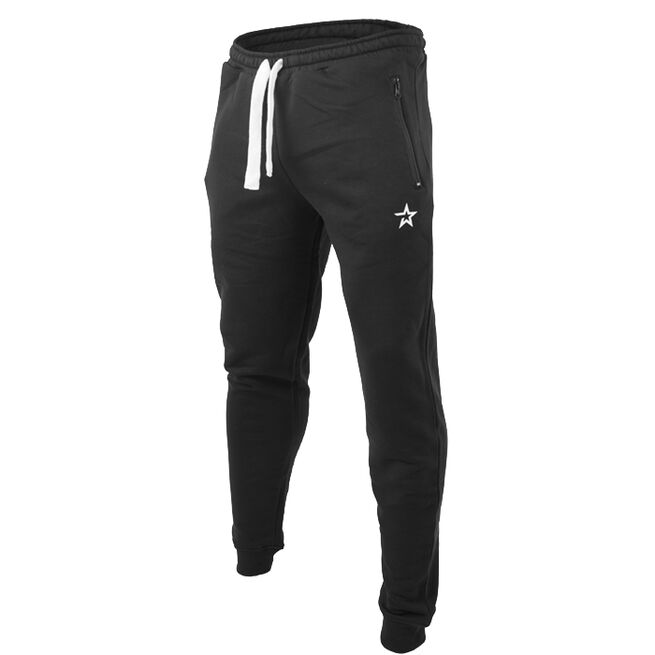 Star Nutrition Tapered Pants, Black, S