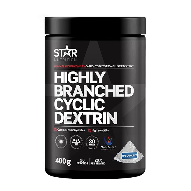 Highly Branched Cyclic Dextrin, 400g