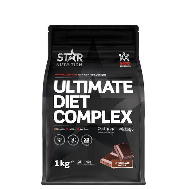 Star nutritio Ultimate Diet Complex Chocolate choklad