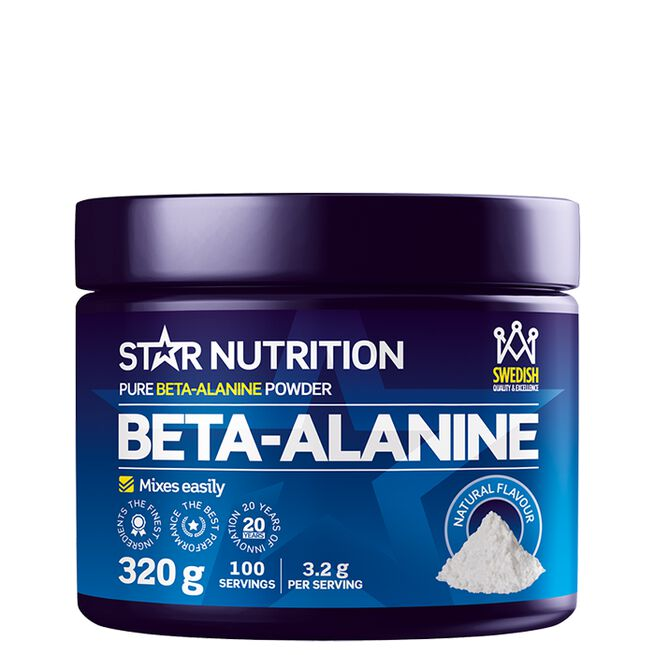 Star nutrition Beta-alanine
