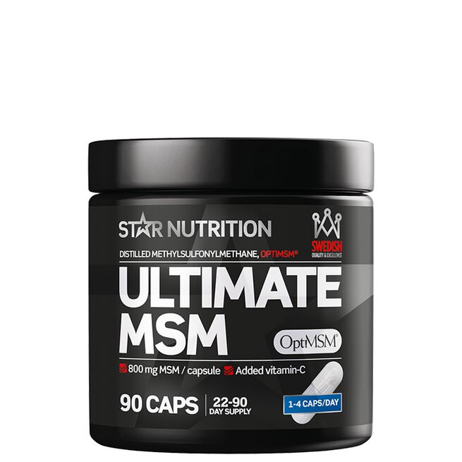 Star nutrition Ultimate msm