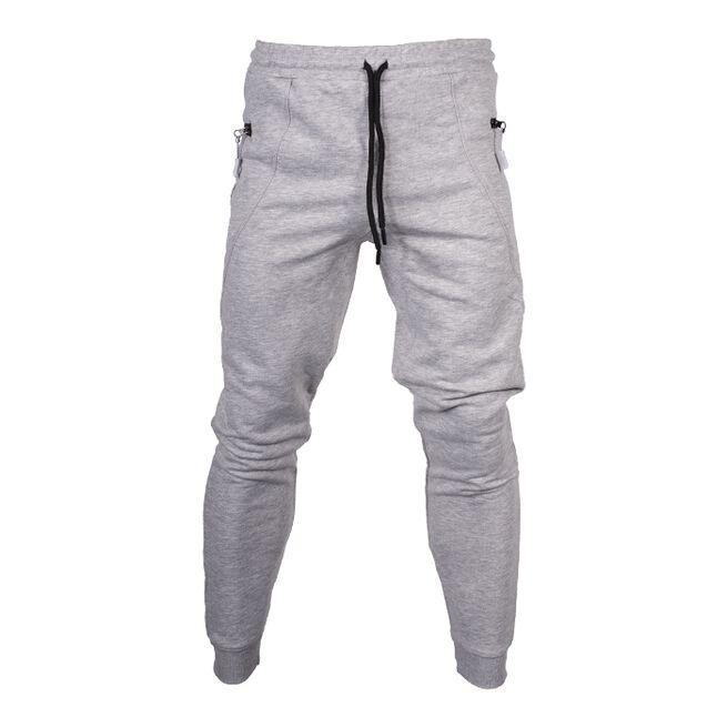 Star Challenge Pants, Grey Melange, S