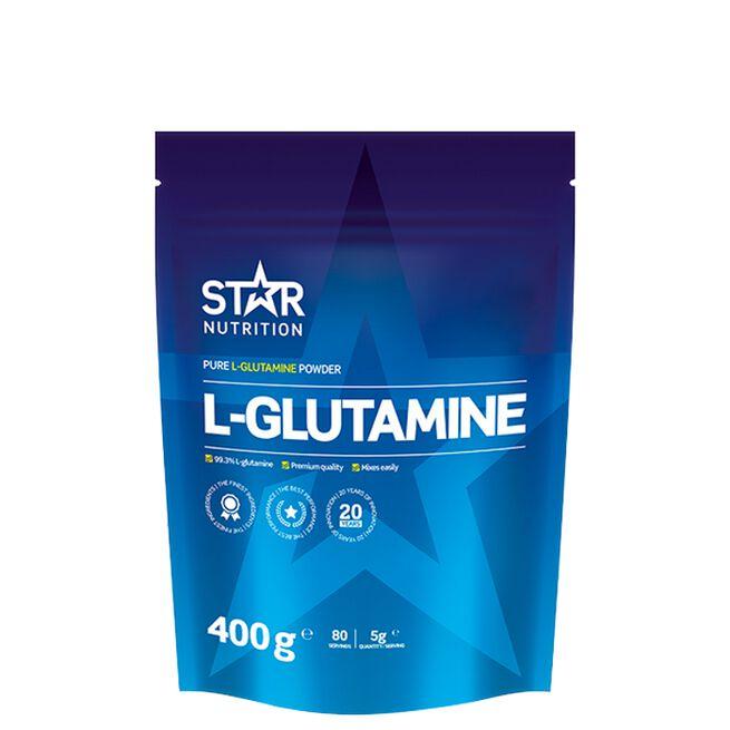 Star nutrition L-glutamine 400g