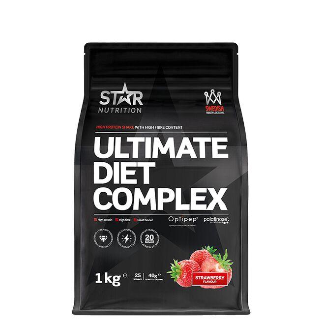 Star nutritio Ultimate Diet Complex strawberry jordgubb