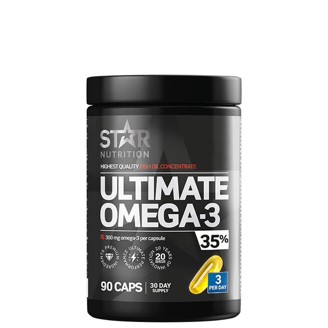 Star Nutrition Ultimate omega3 35procent