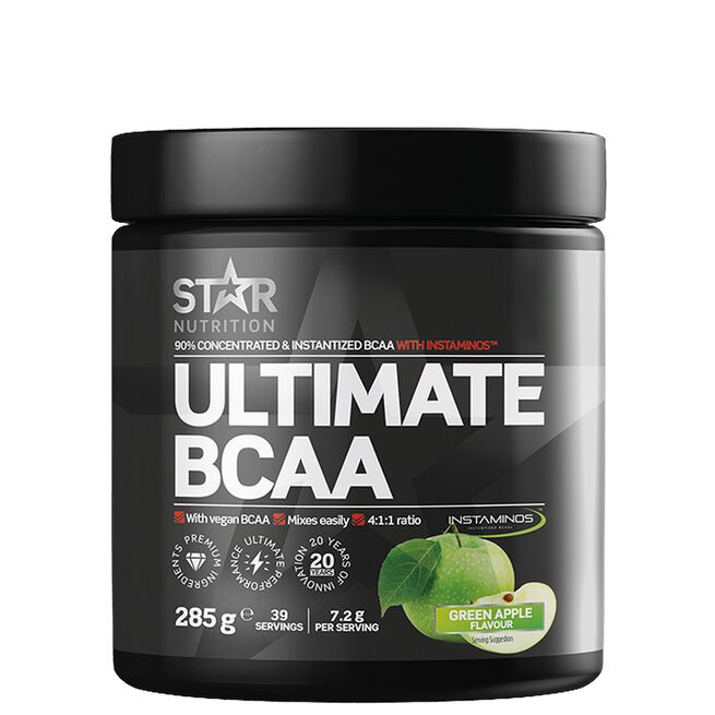 star nutrition ultimate BCAA apple