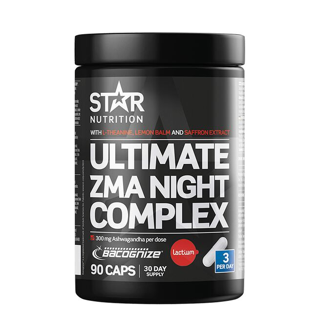 Ultimate ZMA Night Complex, 90 caps