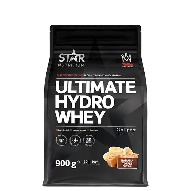 Star Nutrition Ultimare hydro Whey Banana Toffee