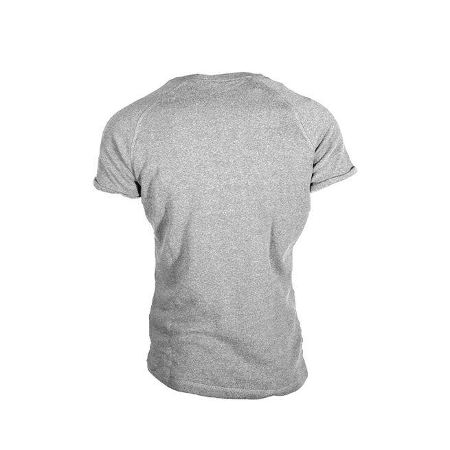 Star Gym Sweat S/S, Grey Melange, S