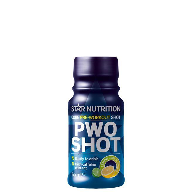 Star nutrition PWO shot lemon lime