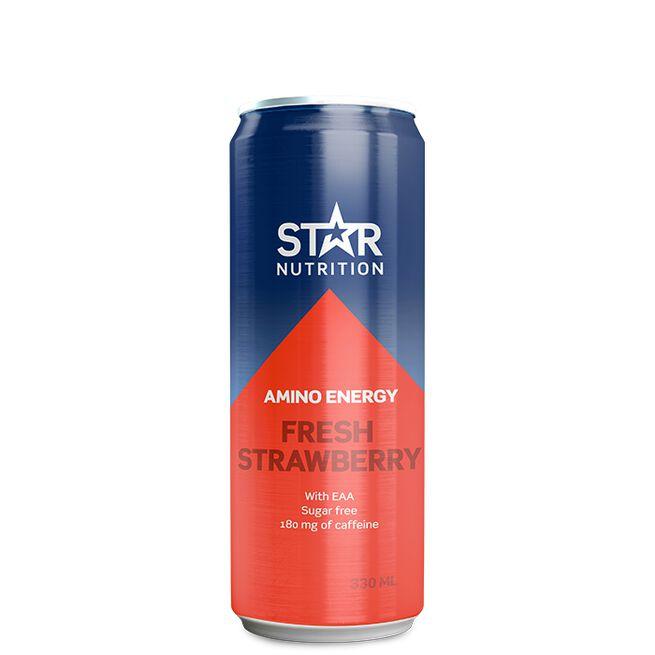 Star Nutrition Amino Energy Fresh strawberry