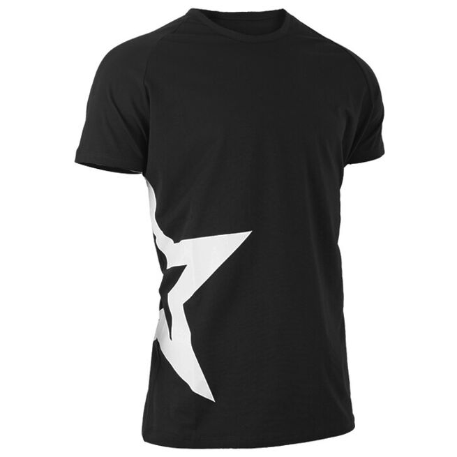 Star Nutrition Raglan T-shirt Star, Black, S