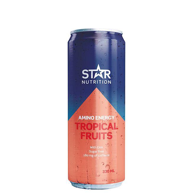 Star Nutrition Amino Energy Tropical Fruits