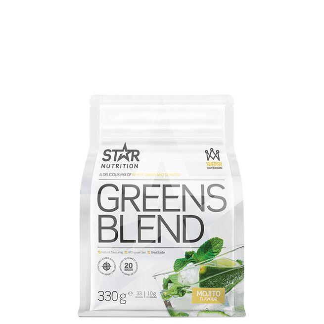 Star Nutrition Greens blend