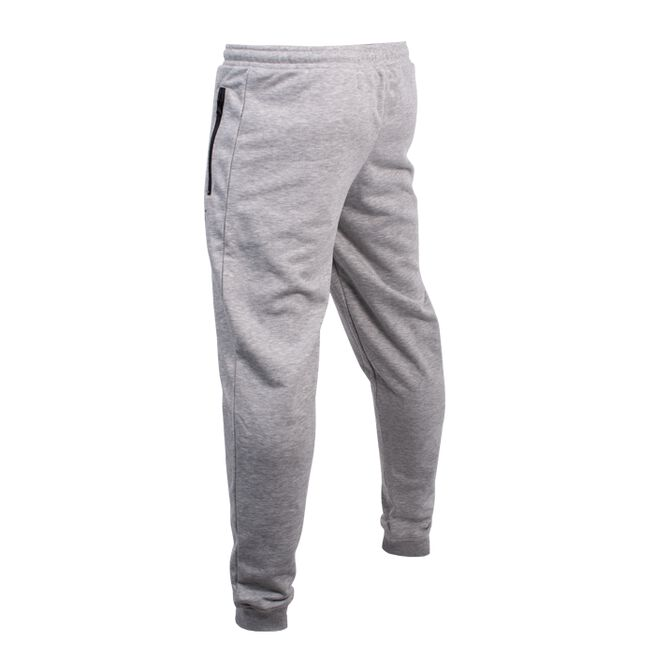 Star Nutrition Tapered Pants, Grey, M